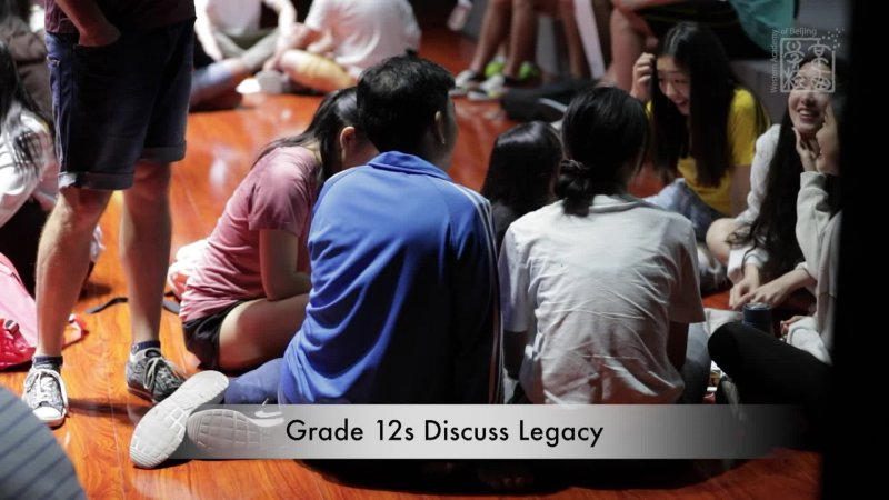 Grade 12s Discuss Legacy_Aug 24, 2018