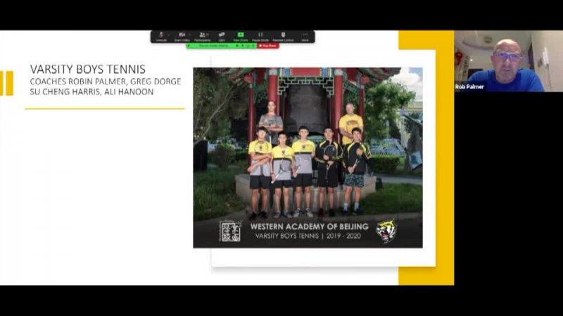 WABX HS Season 1 Sports Awards Celebration_May 19, 2020