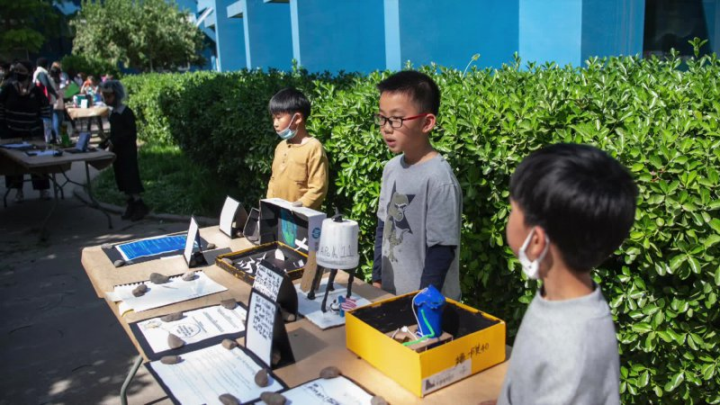 Grade 2 Explorers Museum - April 2021