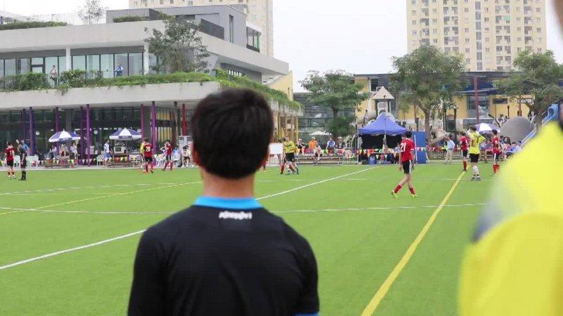 APAC 2019 Varsity Boys Soccer vs. SFS