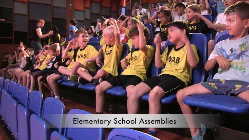 Elementatry School Assembliues_Aug 23, 2018