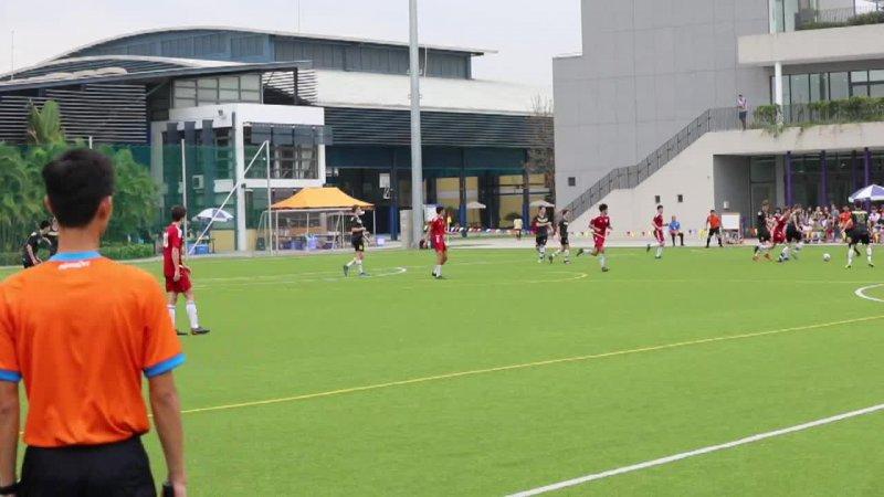 APAC 2019 Varsity Boys Soccer vs. HKIS