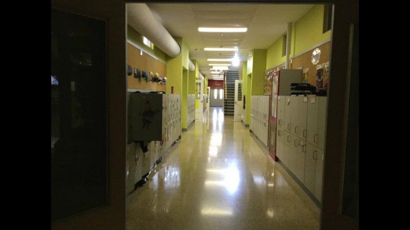 5A 教室