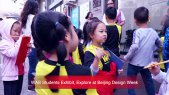 WAB Students Exhibit, Explore at Beijing Design Week_Sep 25, 2018