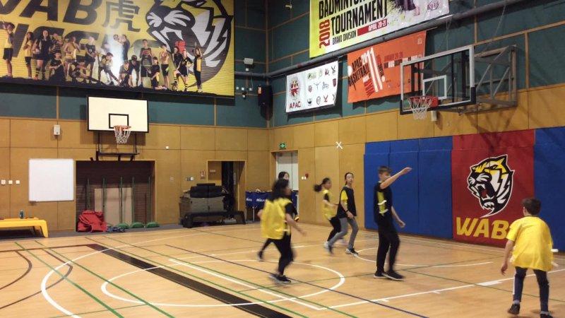 7-1 Basketball Games (a) Sarah, Amanda, Jacob vs Toby, Jiaxin and Lulu