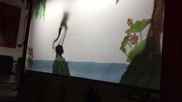 EYC Shadow Puppets