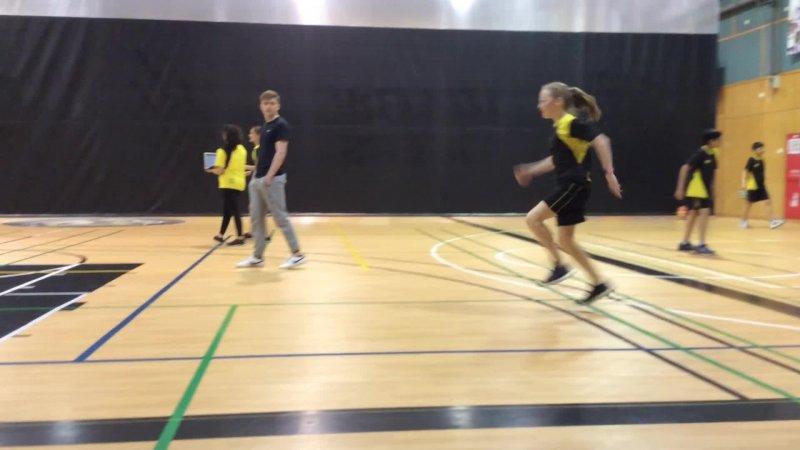 Long Jump Drills Hannah Garabito 7-1