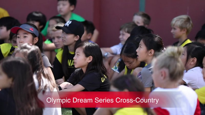 Olympic Dream Series Cross Country_Sep 04, 2018