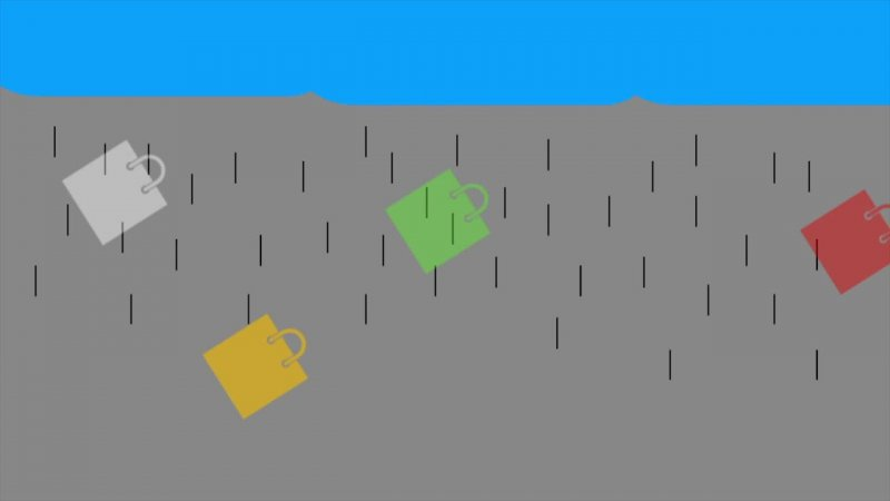 My animation to stop water pollution