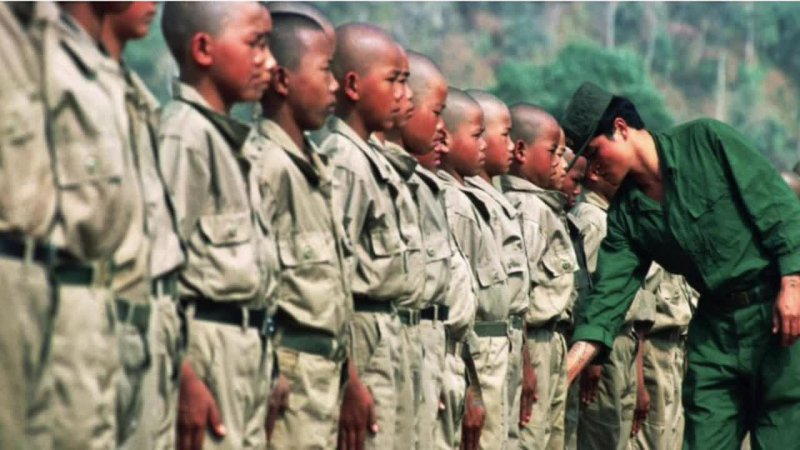 Child Soldiers Final