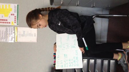 Multiplication Number Talk
