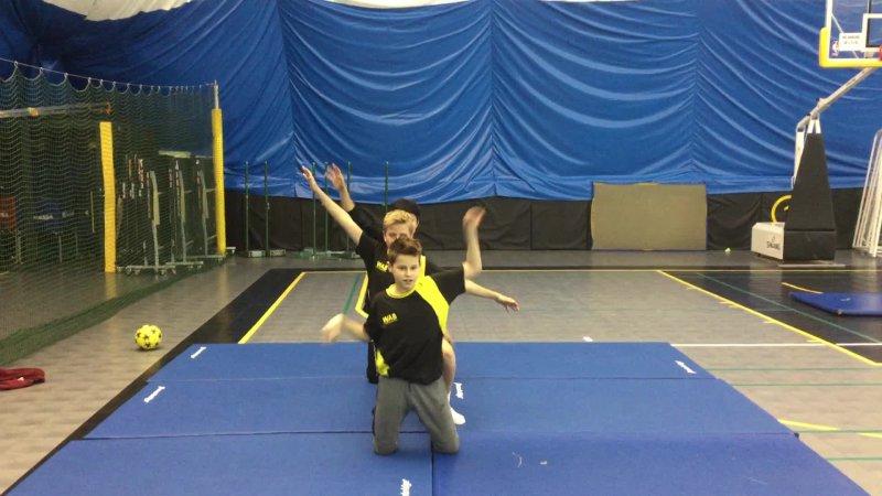 Dance Practice 8-4