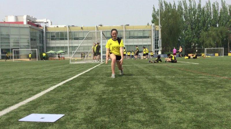 sprinting drill
