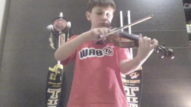 Violin Home Learning