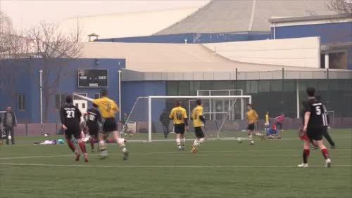 Varsity Boys Soccer 2015 - Home vs. DCB