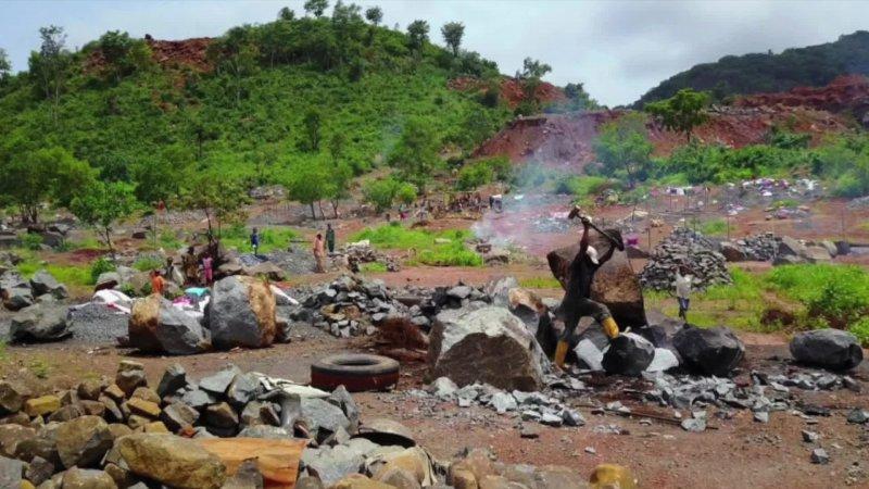 Sierra Leone Blood Diamonds Effect