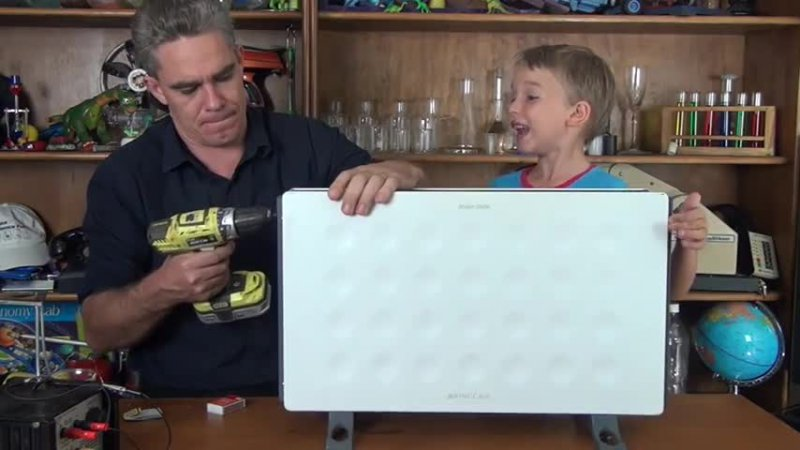 Heat transfer by convection - Science for kids