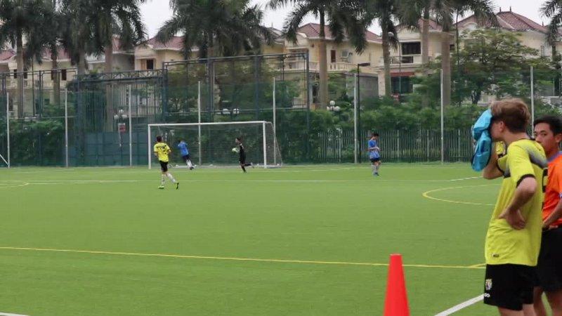 APAC 2019 Varsity Boys Soccer vs. SAS PD