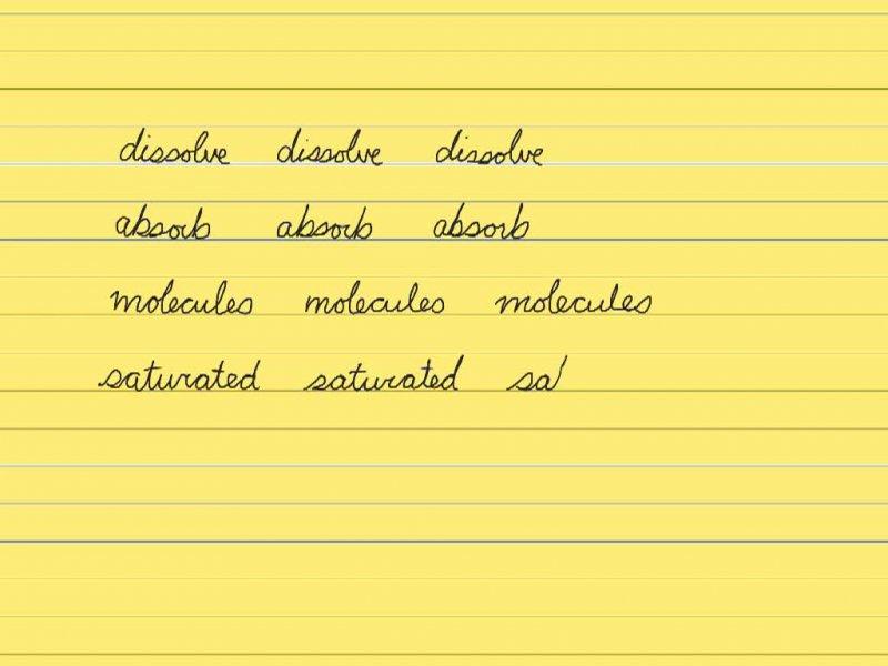 Cursive 5