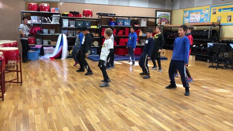 5B Mongolian Dance