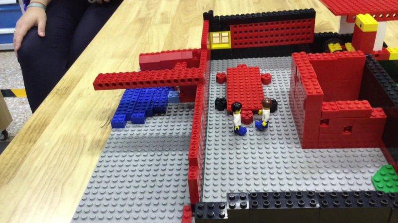 Komil Imotion Lego