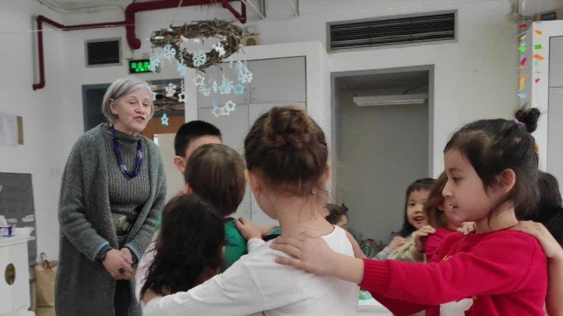 Nikolaus Kindergarten 2019