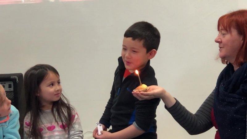 Max's 5th birthday