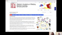 Introduction to WAB Summer Learning Libguide.