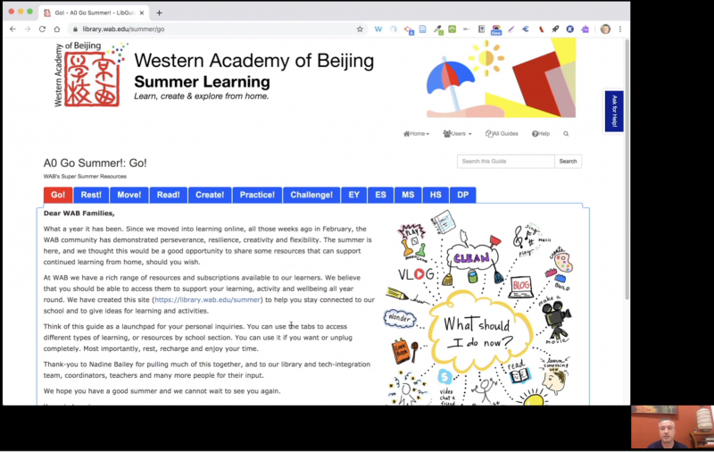 Summer Learning Resources Intro