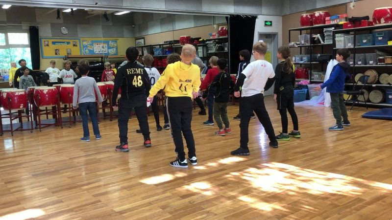5A Mongolian Dance