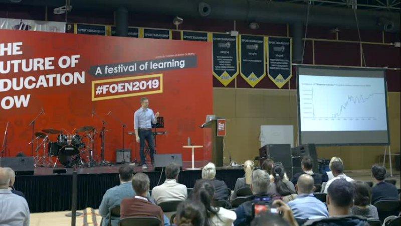 Keynote Presentation - Brett Schilke