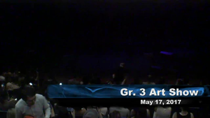 Gr.3 Arts Show