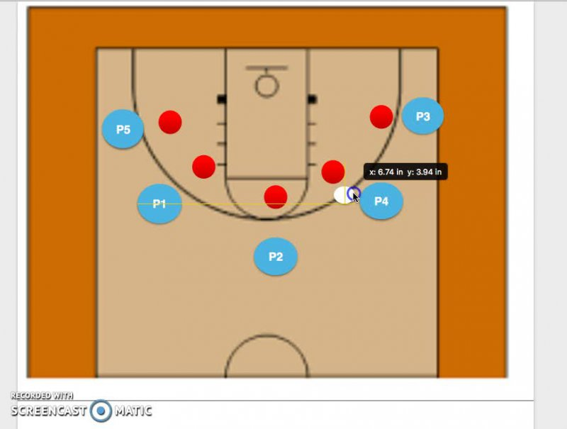 Basketball Offence - Layer 1 - Extra Options