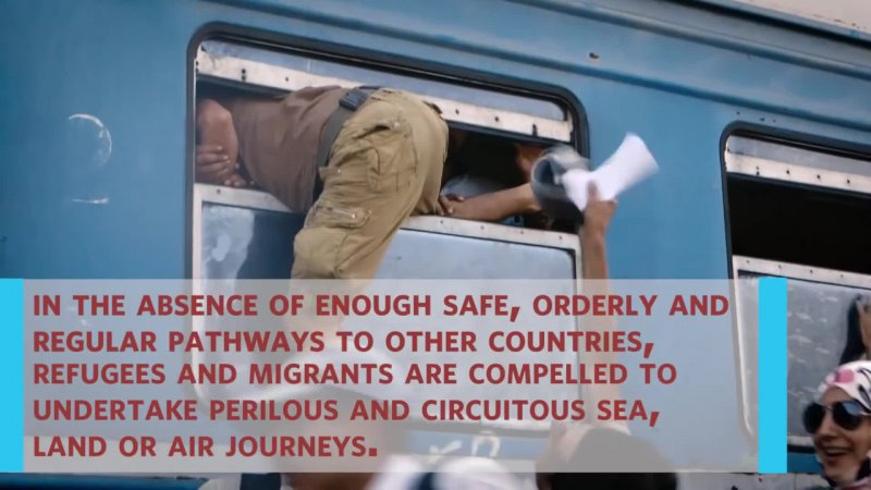 Large Scale Movements of Refugees and Migrants Are A Global Phenomenon
