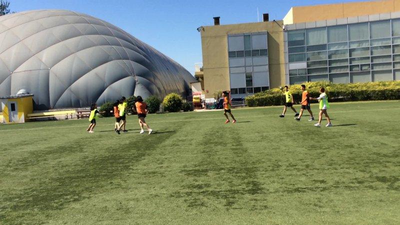 8-1 Handball Formative Assessment