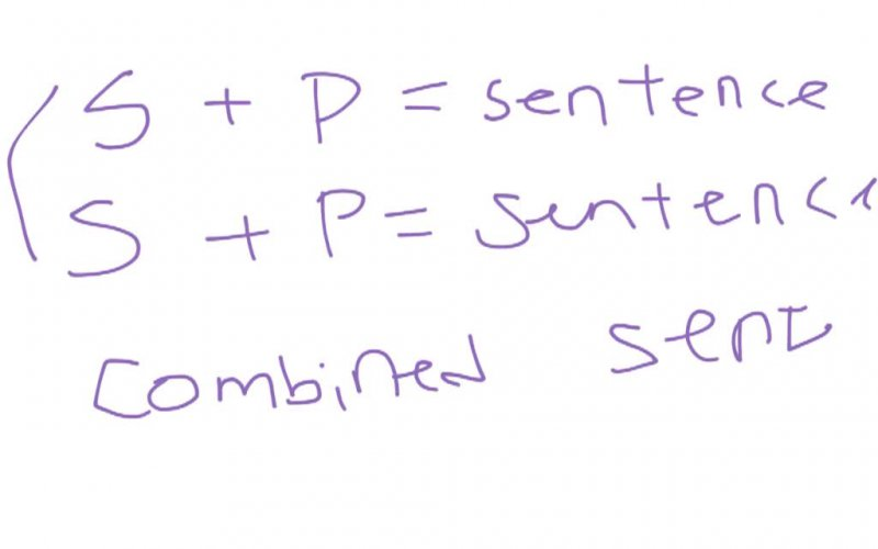 Combined Sentences