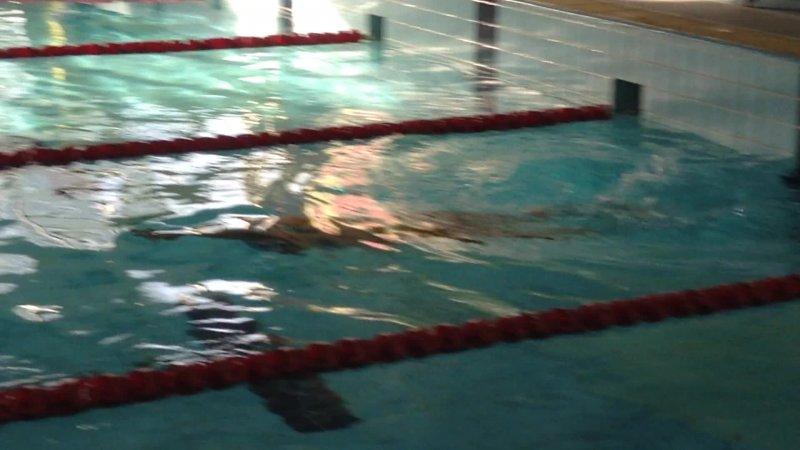 Lisa's Swimming