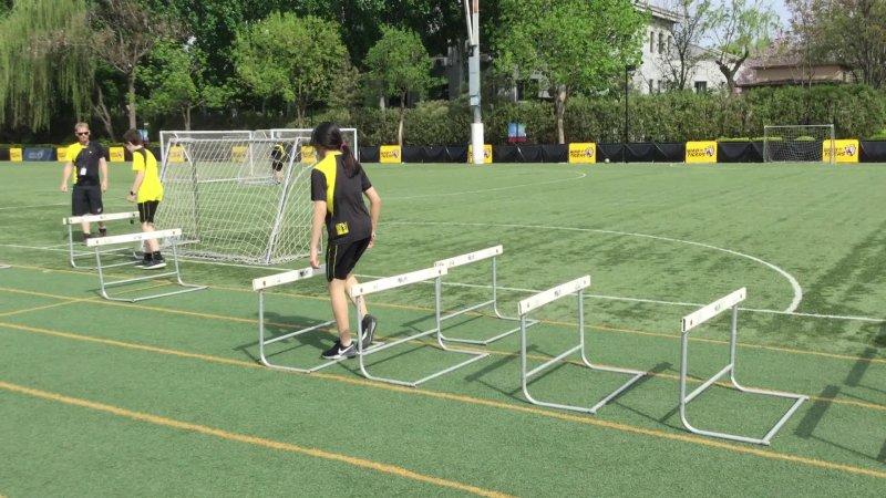 PHE hurdle drils