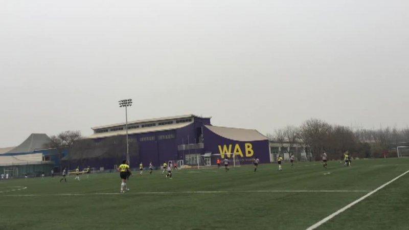 ISB Game 2  vs Varsity Girls Football  2nd Half