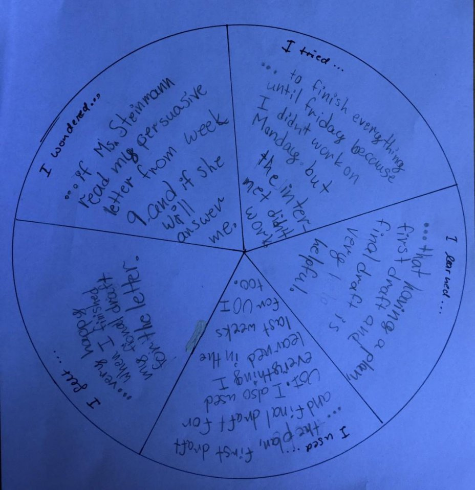 Friday reflection week 10-2