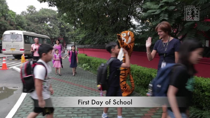First Day of School_Aug 2018