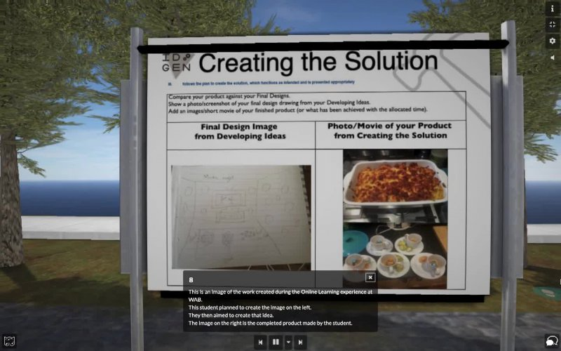 Ms Lisa's Class Virtual Design Showcase