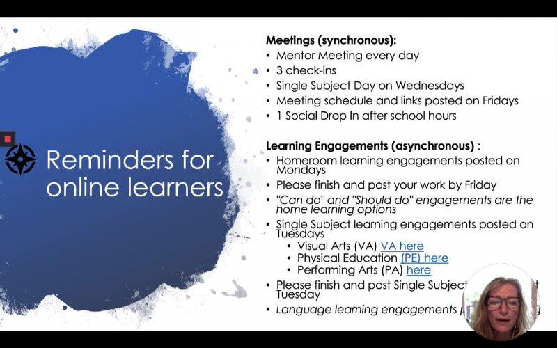 G5 Hybrid Learning Wk5/6