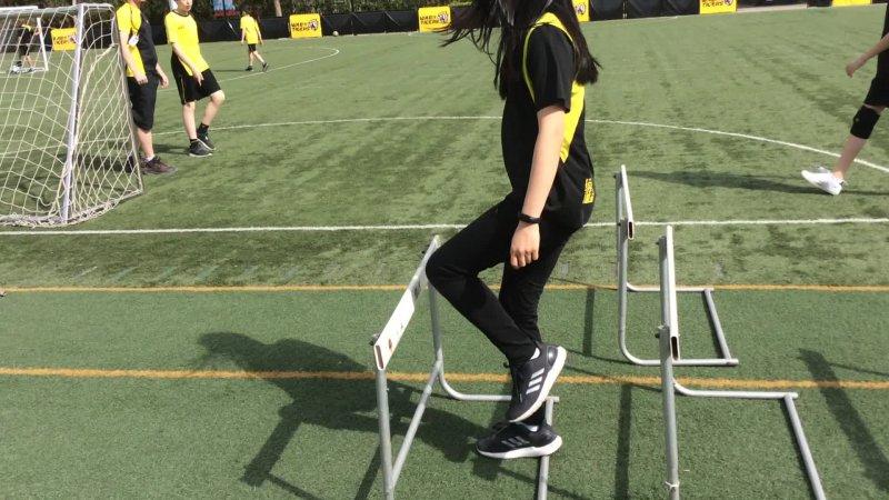 PHE Hurdle Drills